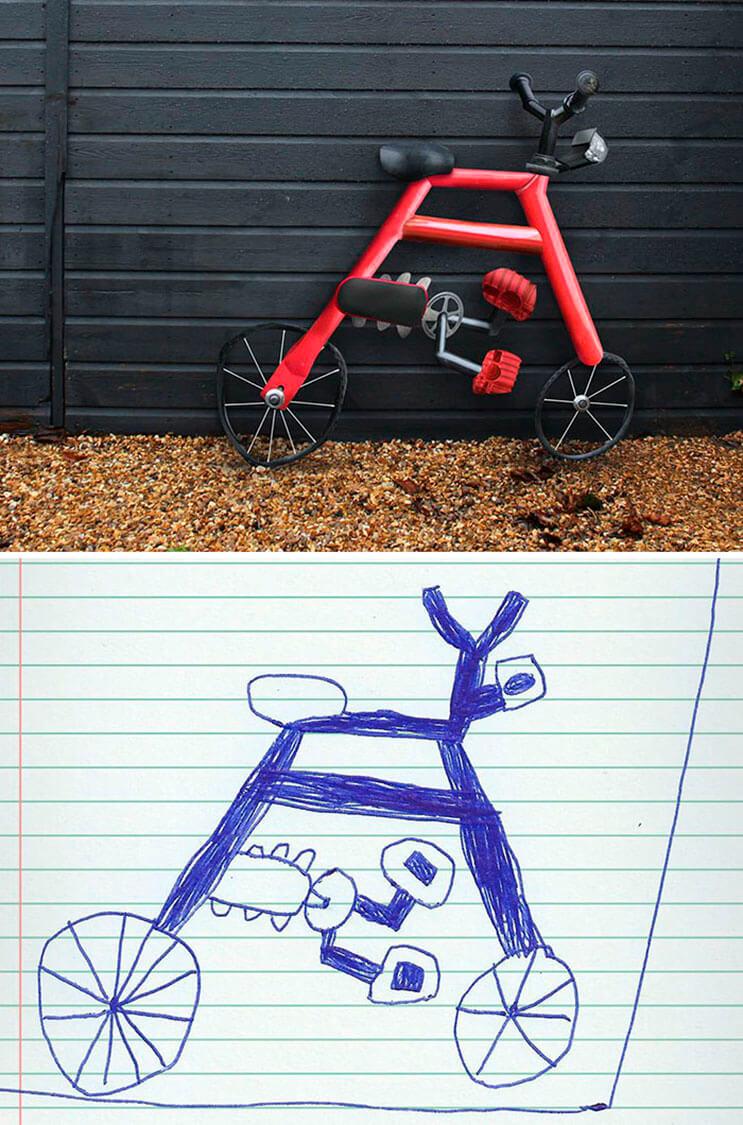 un-papa-decidio-convertir-los-dibujos-de-su-hija-en-realidad-y-el-resultado-es-fenomenal-3