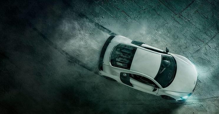 La fotografía de un Audi de 16 mil dólares representado por uno de 40 dólares está dejando mucho de qué hablar