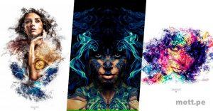 """Un artista digital que nos motiva a """"abrir nuestra mente y mirar al mundo"""""""