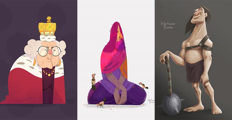 Daniel Romero: Un artista apasionado por el arte, diseño y los cartoons