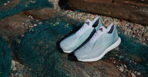 Adidas lanza sus zapatillas hechas con residuos del mar