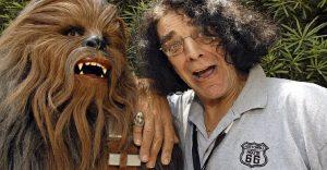 Apostamos a que nunca escucharon a Chewbacca hablando…..hasta ahora