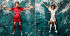 El Bayern y el Real Madrid usarán camisetas hechas con residuos del mar