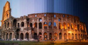 El fotógrafo Richard Silver nos muestra cómo lucen estos hermosos lugares a lo largo del día