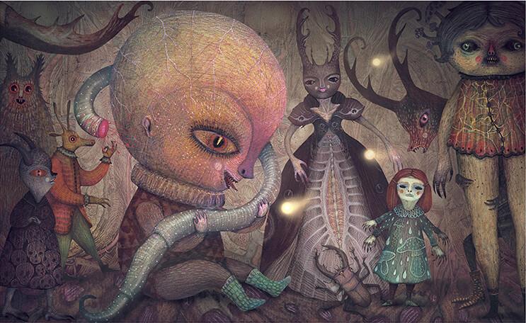 el-ilustrador-vladimir-stankovic-nos-muestra-el-lado-opuesto-de-los-cuentos-de-hadas-7