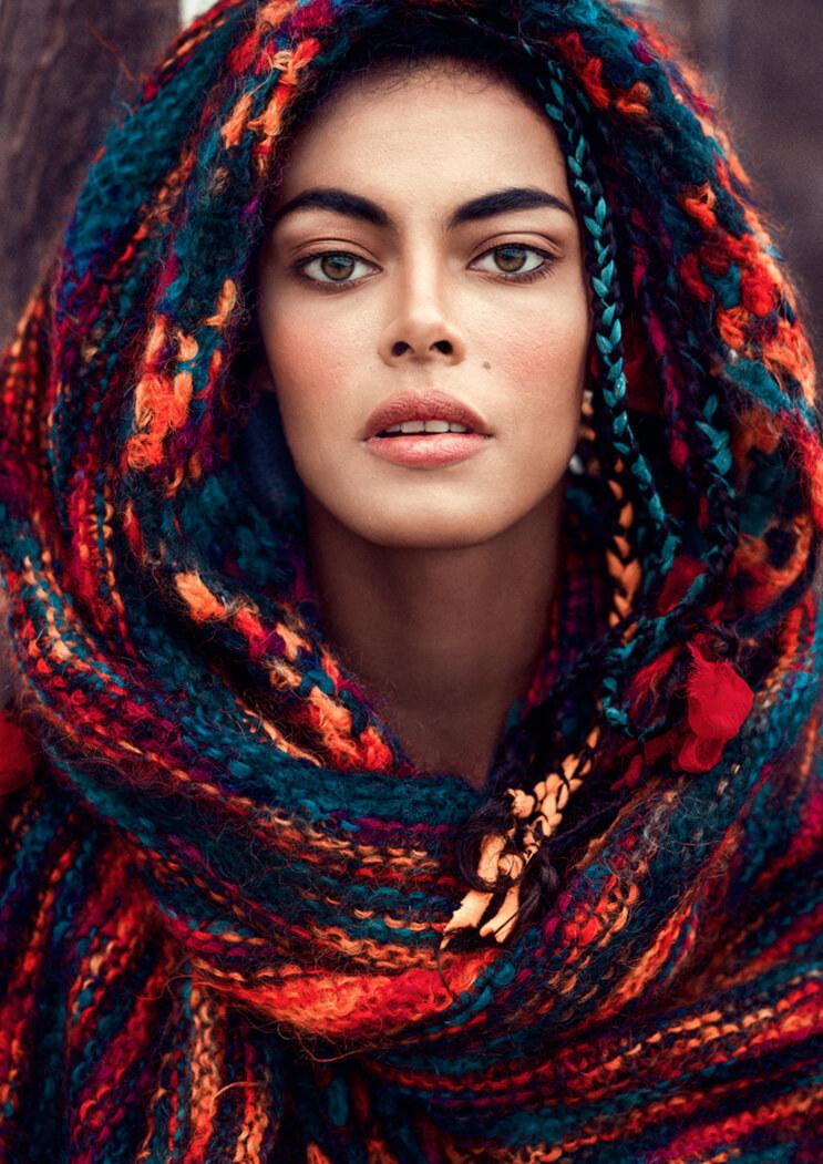 Hermosas fotografias de retrato por la artista Elena-Iv-skaya