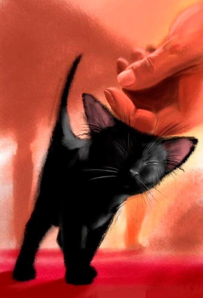 estas-ilustraciones-retratan-de-una-bella-manera-el-amor-hacia-nuestras-mascotas-1
