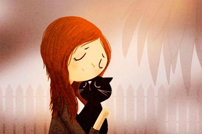 estas-ilustraciones-retratan-de-una-bella-manera-el-amor-hacia-nuestras-mascotas-12