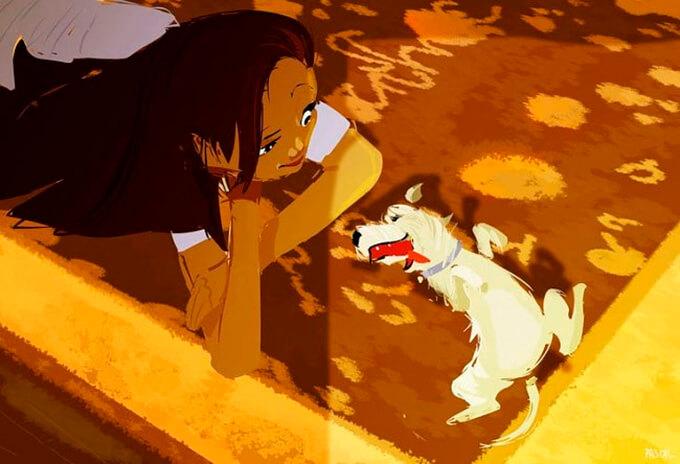 estas-ilustraciones-retratan-de-una-bella-manera-el-amor-hacia-nuestras-mascotas-3