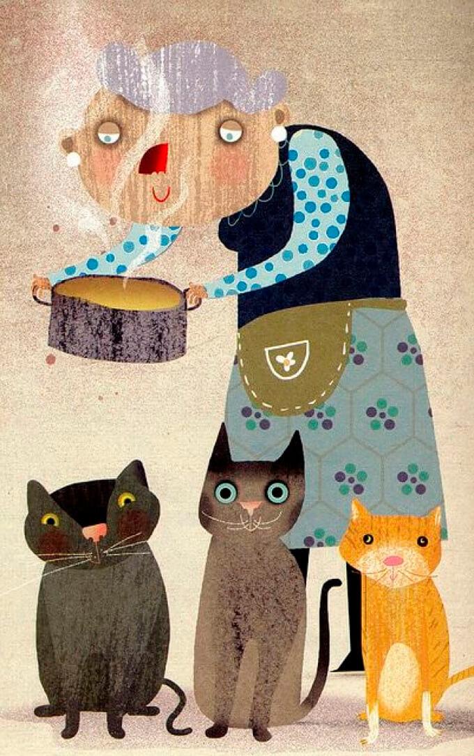 estas-ilustraciones-retratan-de-una-bella-manera-el-amor-hacia-nuestras-mascotas-9