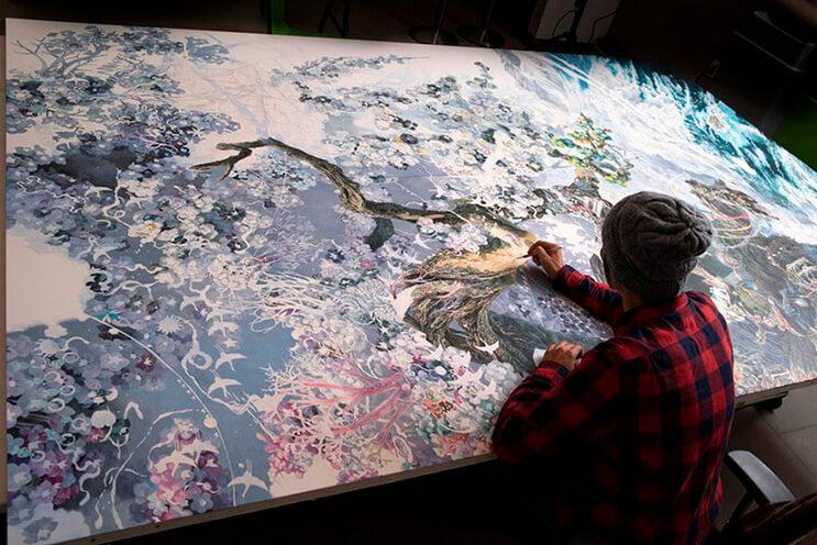 este-artista-japones-tardo-3-5-anos-en-terminar-esta-asombrosa-creacion-9