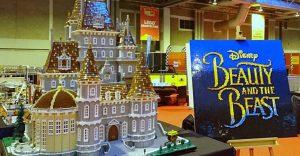 Este castillo de LEGO de La Bella y la Bestia deslumbrará