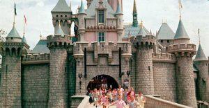 Fotografías de Disneylandia del día de su inauguración