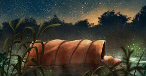 Hermosas ilustraciones para cuentos infantiles por Emilia Dziubak