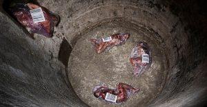 Impactante proyecto fotográfico sobre el consumo de carne en los humanos