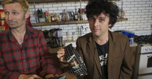 Integrantes de Green Day incursionan en el mundo del café