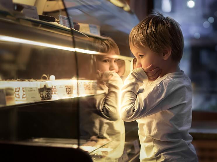 Acogedoras fotografías que retratan la magia de la infancia por Iwona Podlasinska