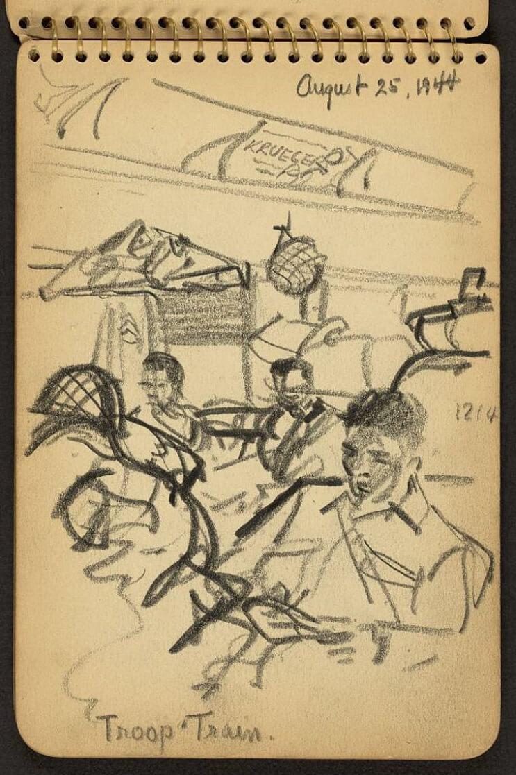 la-ii-guerra-mundial-vista-desde-el-libro-de-dibujos-de-un-arquitecto-que-estuvo-ahi-presente-12