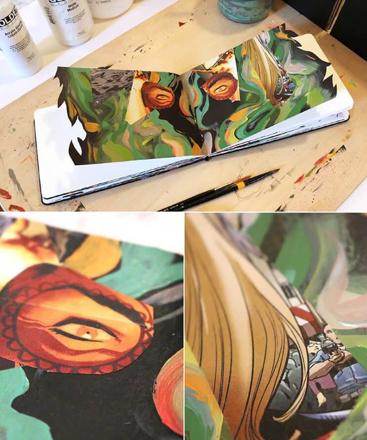 lo-que-el-artista-dominic-damien-hace-con-estos-cuadernos-los-sorprendera-1