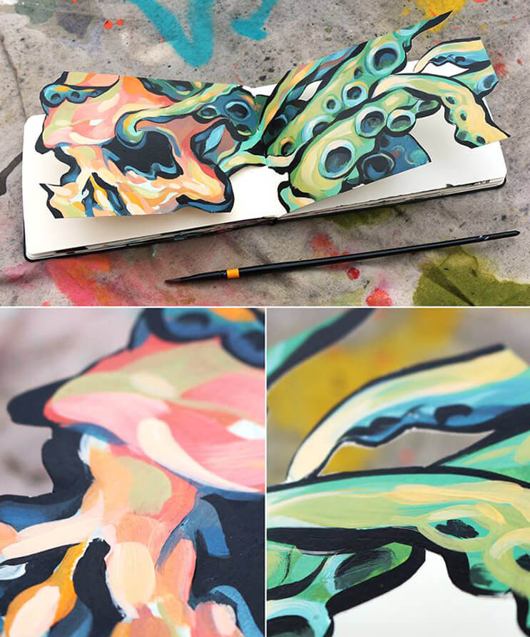 lo-que-el-artista-dominic-damien-hace-con-estos-cuadernos-los-sorprendera-2
