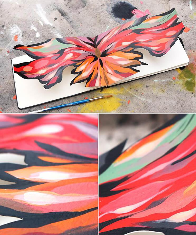 lo-que-el-artista-dominic-damien-hace-con-estos-cuadernos-los-sorprendera-3