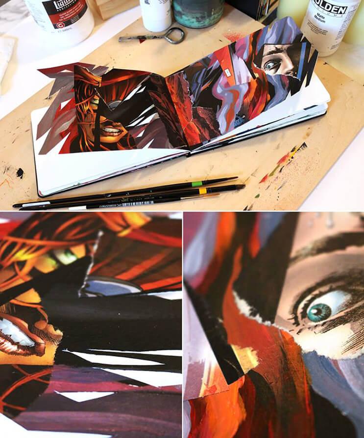 lo-que-el-artista-dominic-damien-hace-con-estos-cuadernos-los-sorprendera-4