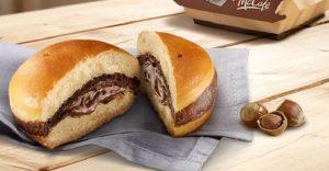 McDonald´s busca meterse a todos al bolsillo con su nueva hamburguesa de Nutella