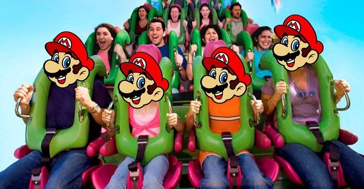 Nintendo anuncia su nuevo parque temático en Universal Studios