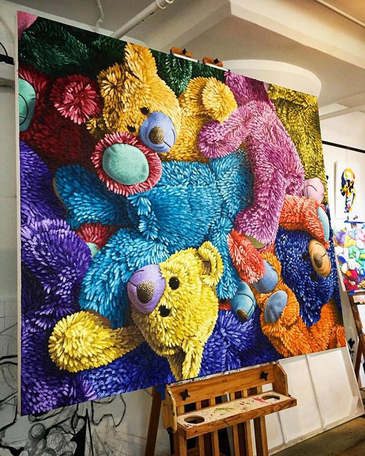 pinturas-del-artista-brent-estabrook-que-nos-retroceden-a-la-infancia-1