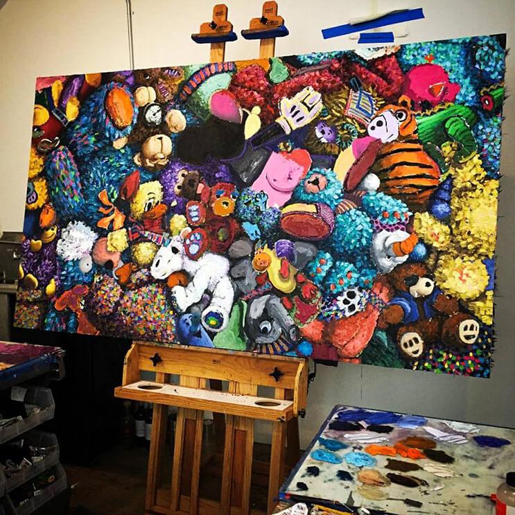 pinturas-del-artista-brent-estabrook-que-nos-retroceden-a-la-infancia-3