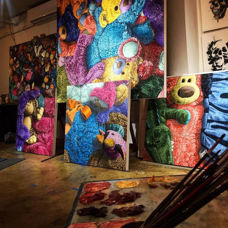 pinturas-del-artista-brent-estabrook-que-nos-retroceden-a-la-infancia-4