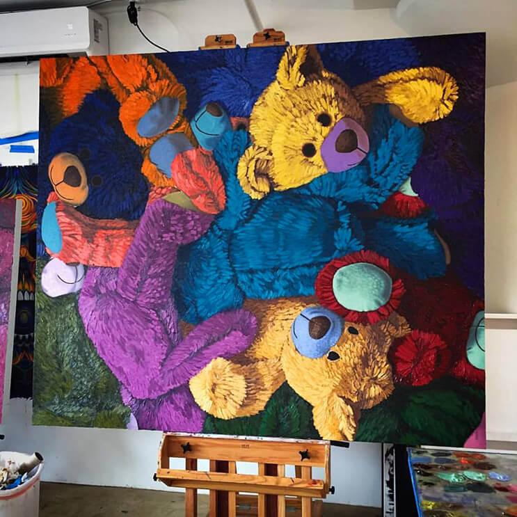 pinturas-del-artista-brent-estabrook-que-nos-retroceden-a-la-infancia-5
