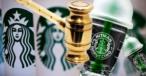 Starbucks gana demanda de $500,000 por una pipa de agua