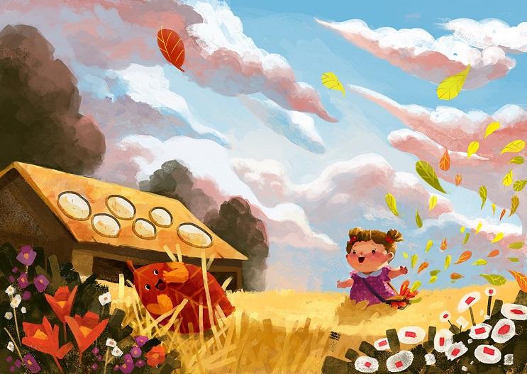 tiernas-y-divertidas-ilustraciones-de-la-artista-le-thu-11