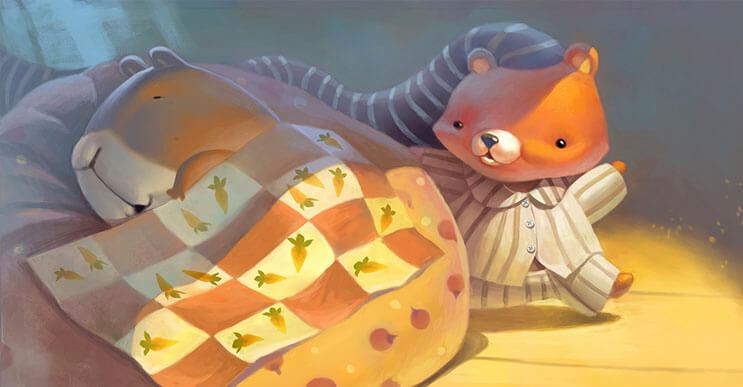 tiernas-y-divertidas-ilustraciones-de-la-artista-le-thu