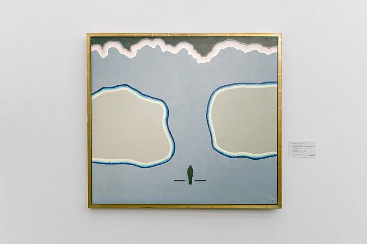 un-recorrido-por-la-coleccion-privada-de-arte-de-david-bowie-azul