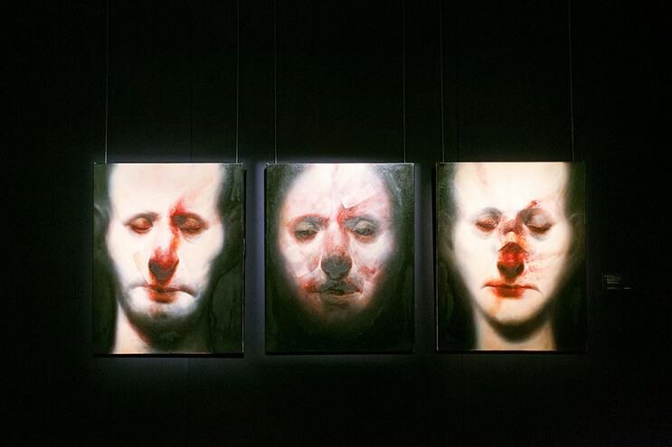 un-recorrido-por-la-coleccion-privada-de-arte-de-david-bowie-caras