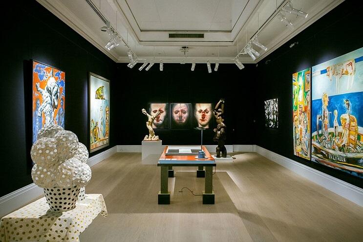 un-recorrido-por-la-coleccion-privada-de-arte-de-david-bowie-salon