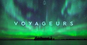 Un vídeo que cautiva con la aurora boreal de principio a fin