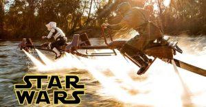 Alguien decidió recrear una conocida batalla de Star Wars de una manera genial