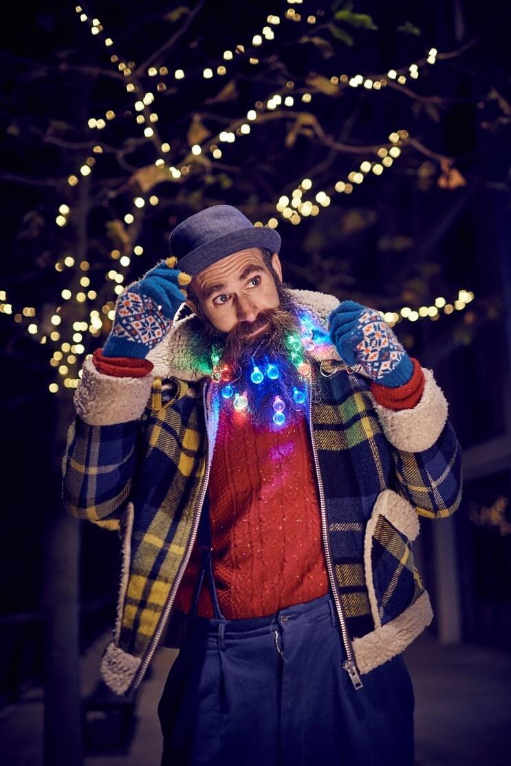 barbas-convertidas-en-arboles-de-navidad-colores
