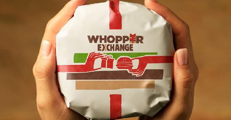 Burger King cambia los regalos que no te gustaron por hamburguesas