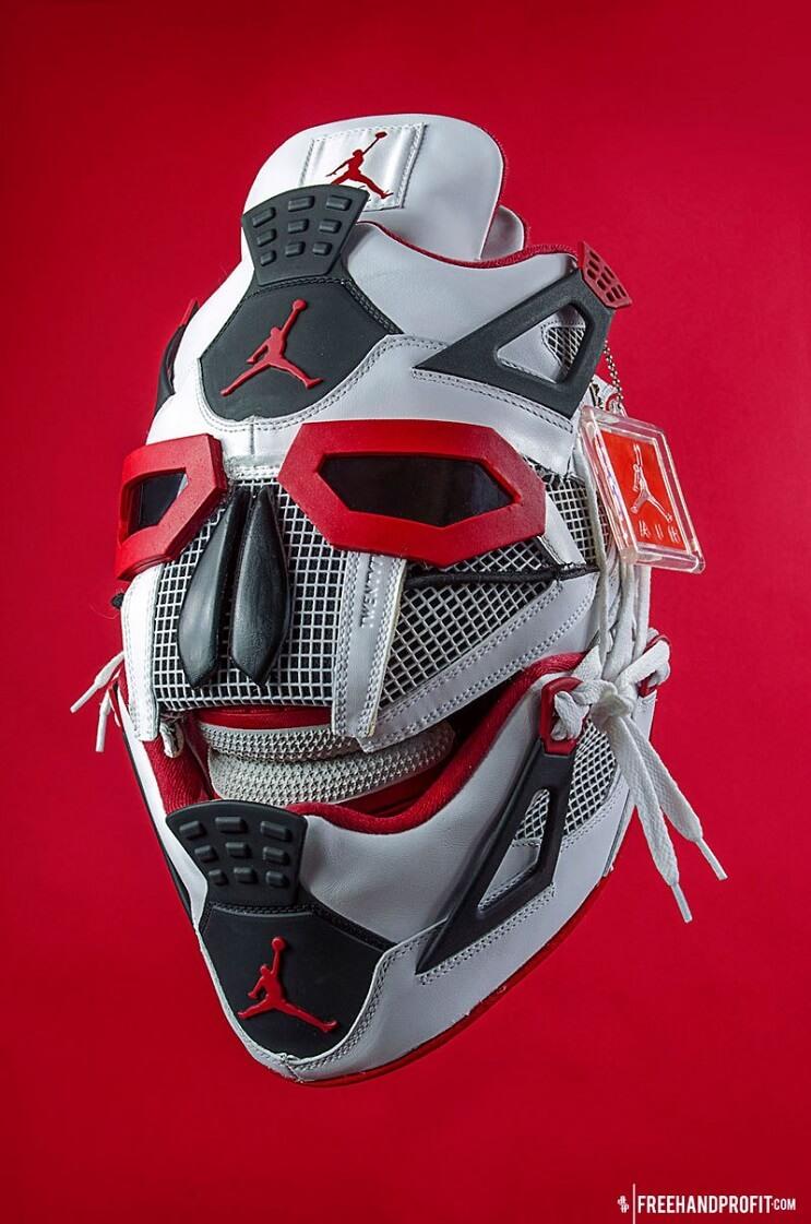 este-artista-convierte-tus-zapatillas-viejas-en-alucinantes-mascaras-basquetball