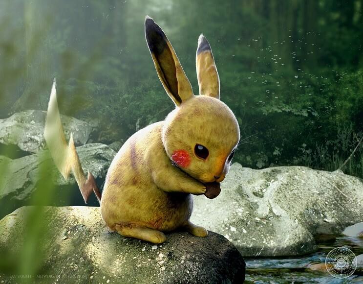 estos-pokemons-parecen-de-verdad-charmander-pikachu