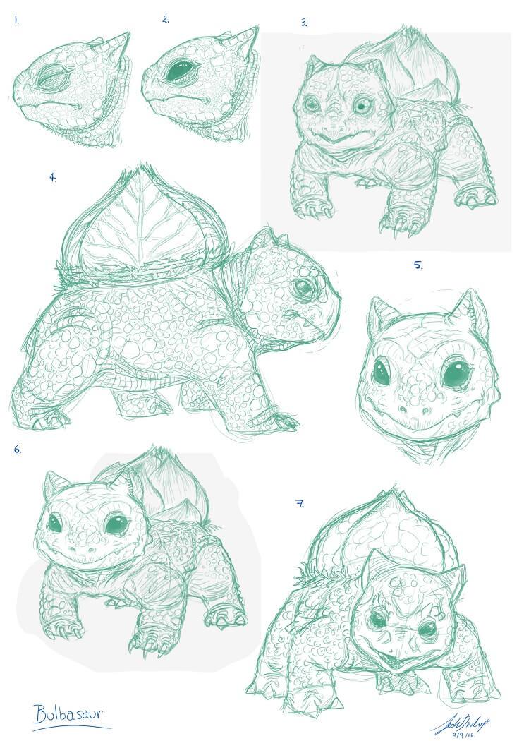 estos-seres-de-pokemon-parecen-de-verdad-bosquejo-1