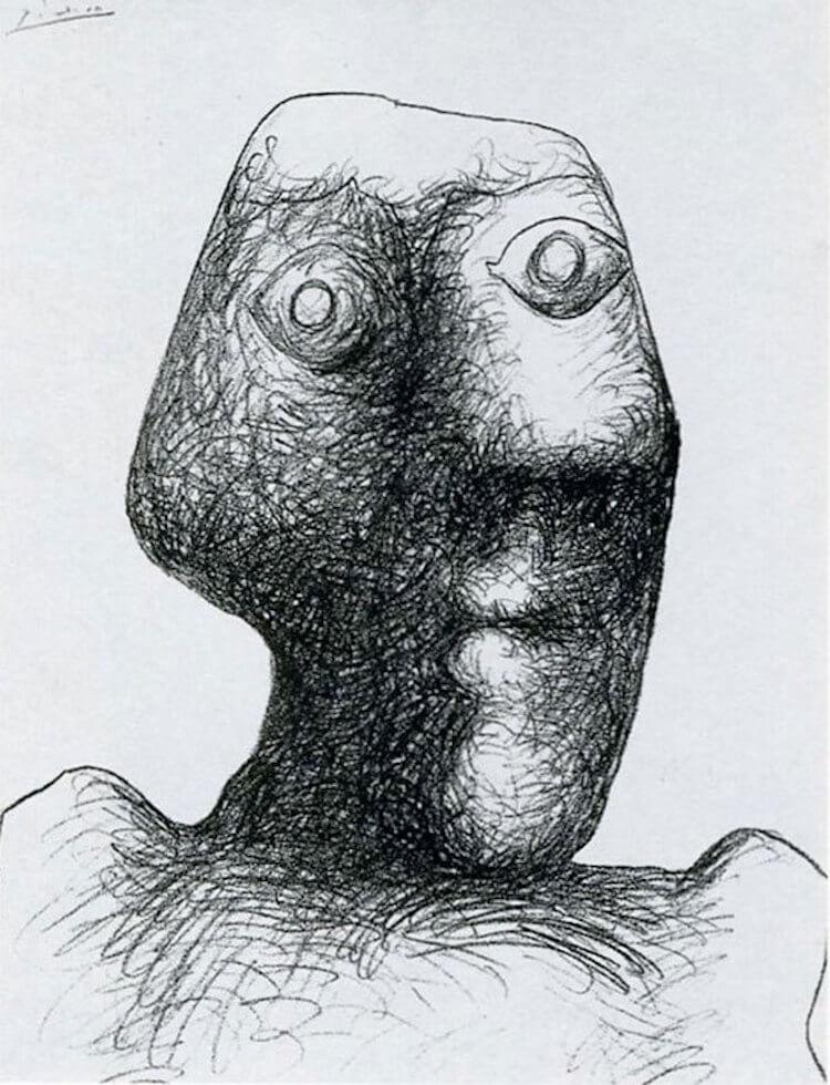 la-evolucion-de-pablo-picasso-con-retratos-que-lo-muestran-a-traves-de-los-anos-14