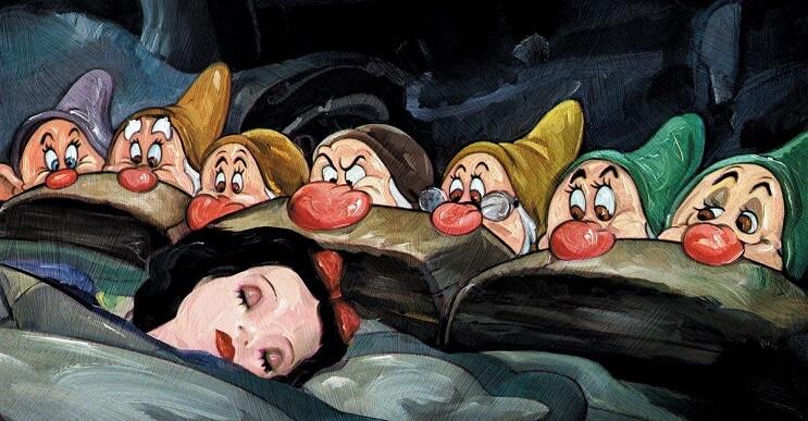La evolución de las películas de Disney desde 1937 hasta hoy