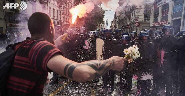 Las fotografías de AFP más importantes del año 2016