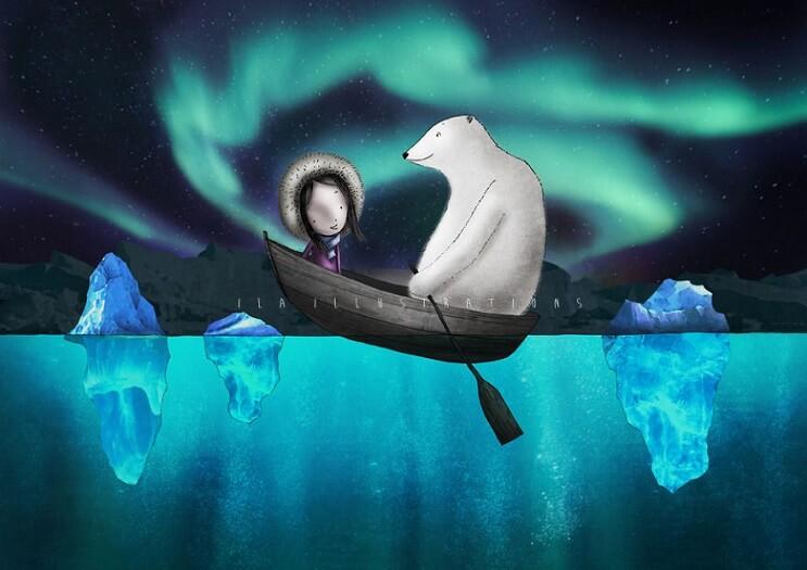 las-grandes-aventuras-de-una-pequena-nina-oso-polar