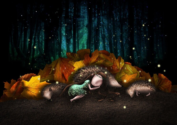 las-grandes-aventuras-de-una-pequena-nina-puercoespin